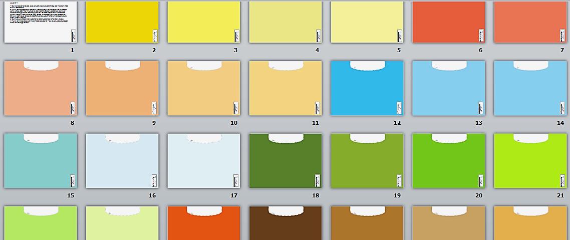 Farbset